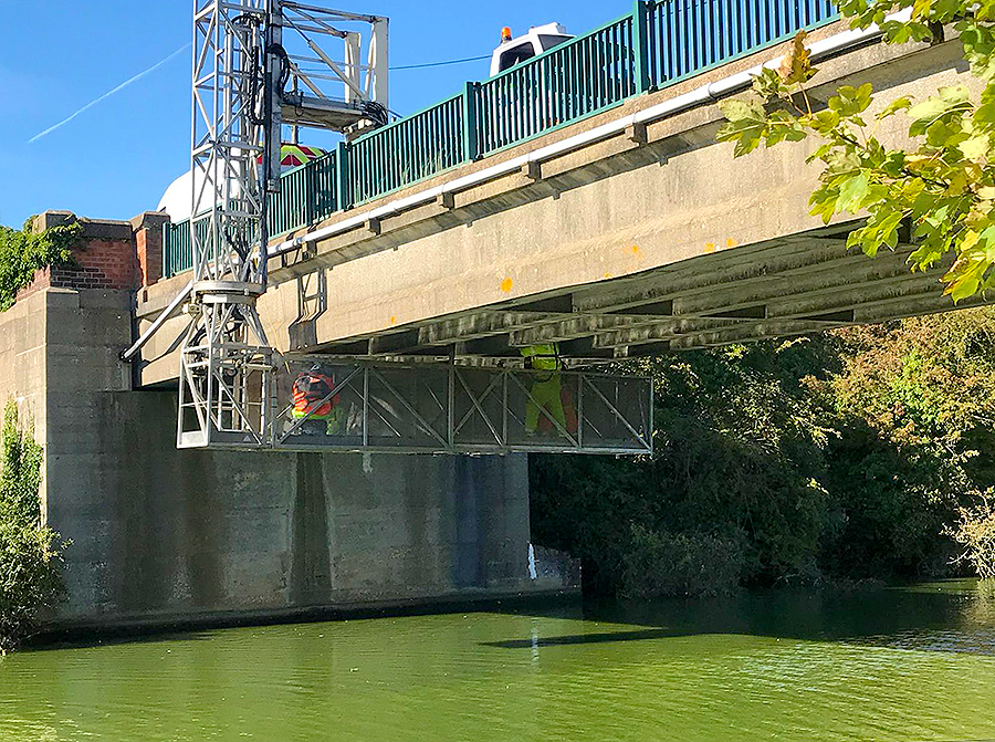 MOOG Underbridge Access from Henderson Thomas Associates - HTA